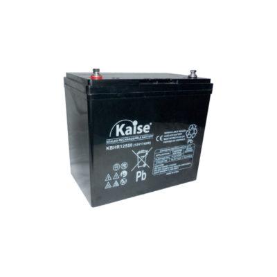 bateria agm kbhr12550 12v