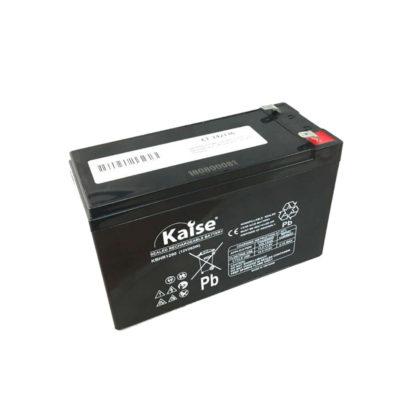 bateria agm 9ah alta descarga kaise