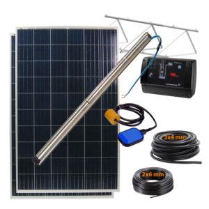 kit bombeo solar sqflex